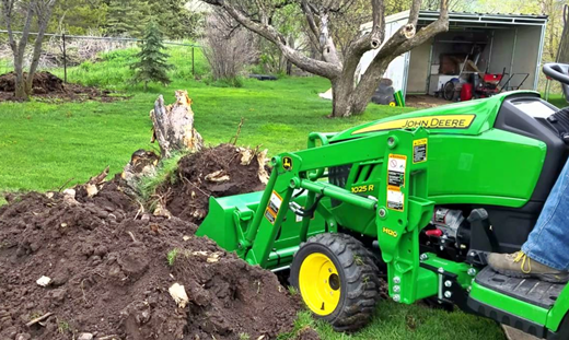 John Deere Tractor Lift Problems : John deere r review tractors