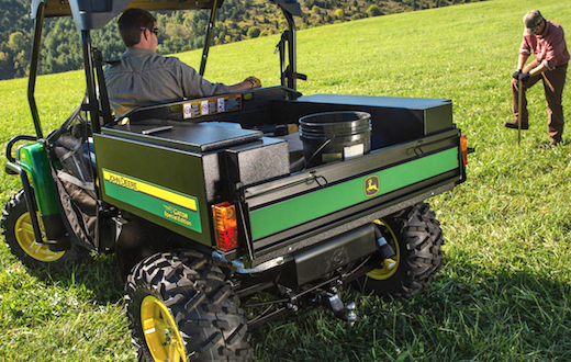 2018 john deere gator 825i reviews tractors review. Black Bedroom Furniture Sets. Home Design Ideas