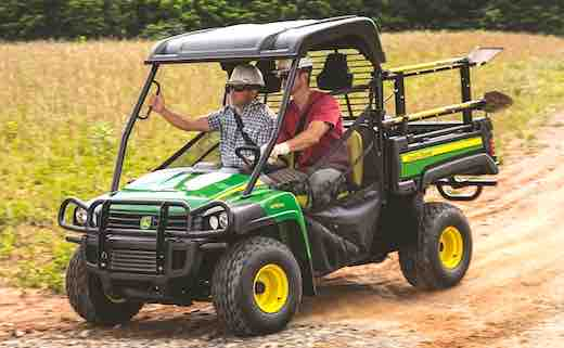 2018 john deere gator 825m tractors review. Black Bedroom Furniture Sets. Home Design Ideas