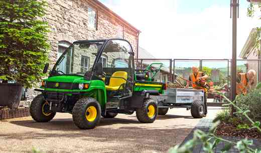 2018 john deere gator specs tractors review. Black Bedroom Furniture Sets. Home Design Ideas