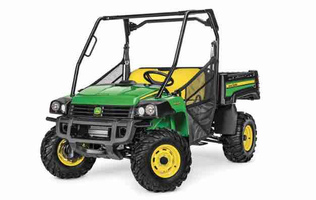 How fast does a Gator 825i gator specs go?